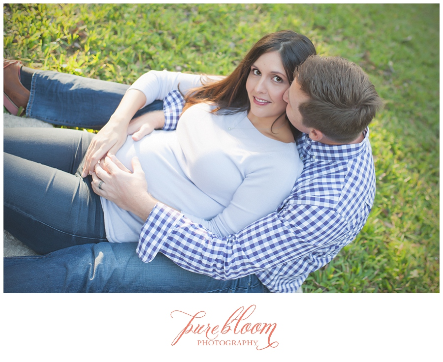 South Tampa Maternity Photographer~Pure Bloom Photography