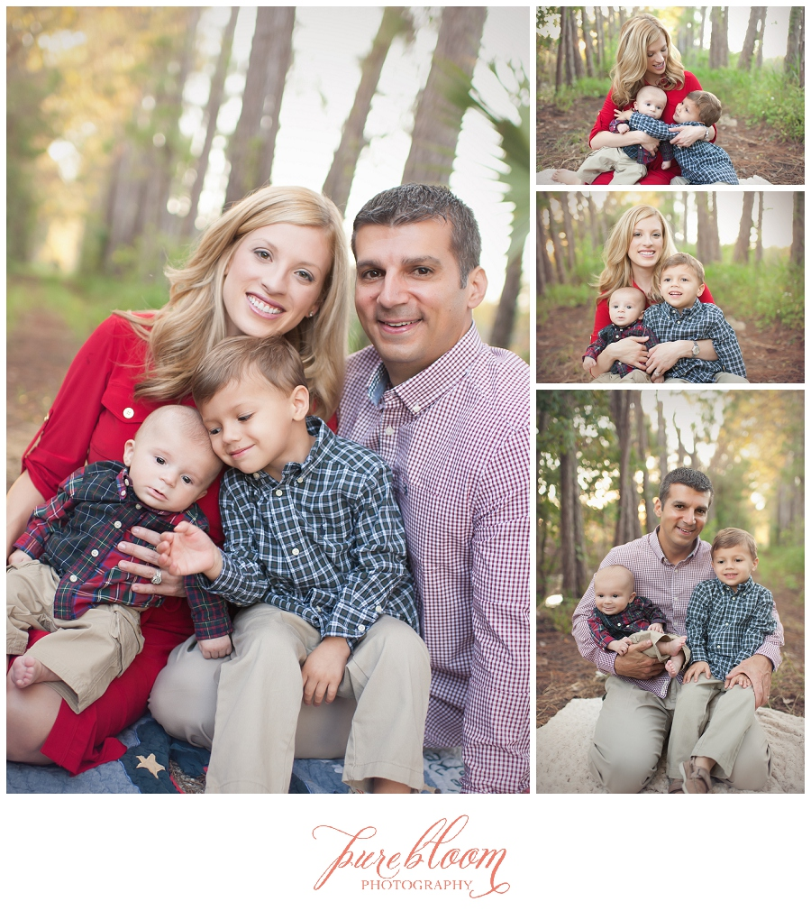 Tampa Bay Family Photographer~Pure Bloom Photography