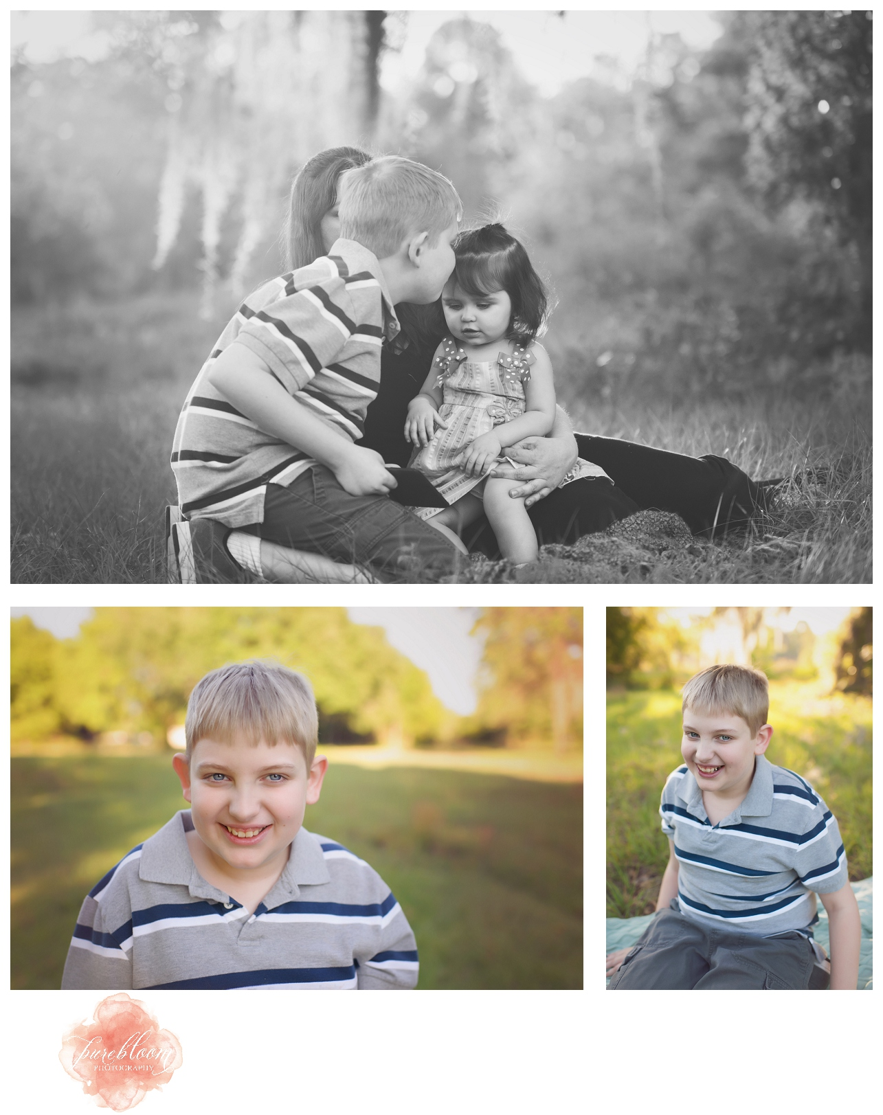 Tampa Child Photographer | Pure Bloom Photography